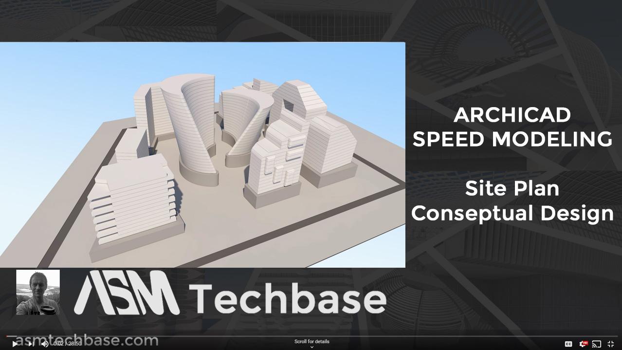Thumb Site Plan Conceptual Design
