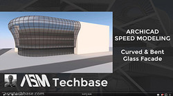 Thumb Curved Glass facade