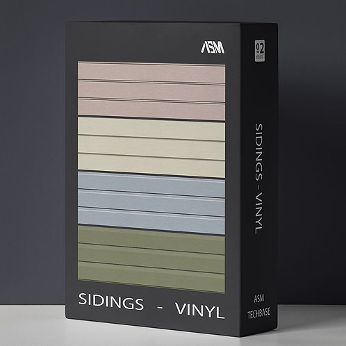Sidings Vinyl 4K