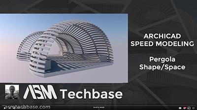 Thumb Pergola Shape-Space