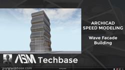 Thumb Wave Facade Building