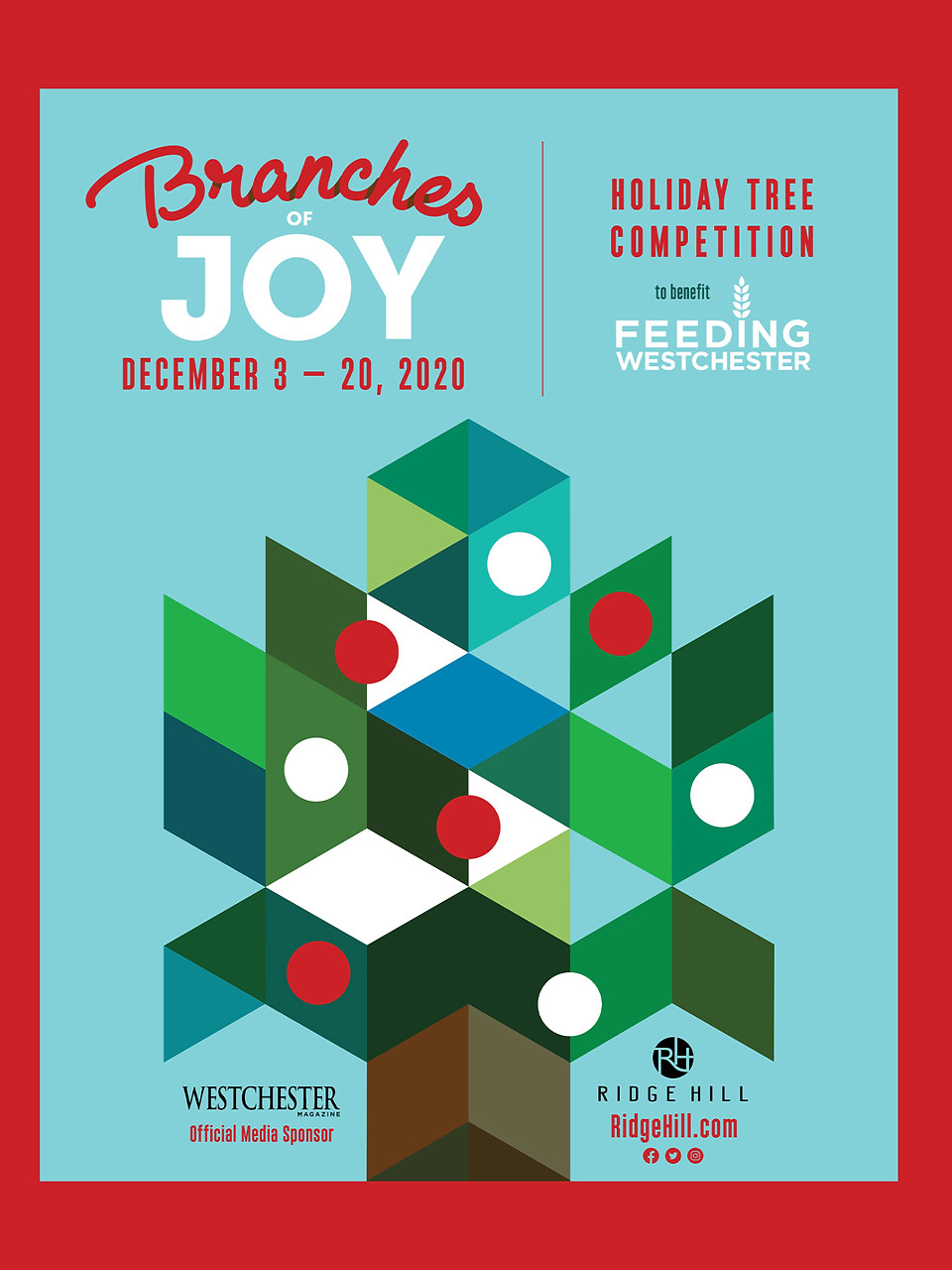 Branches of Joy Poster