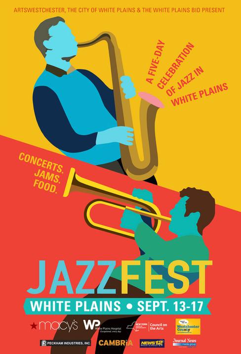 JazzFest design