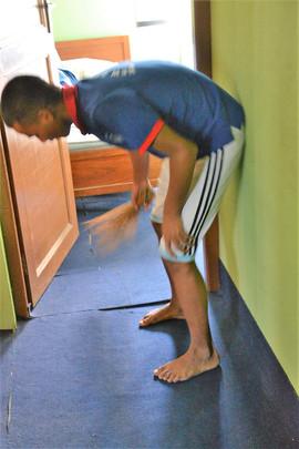 Sweeping and housework.JPG