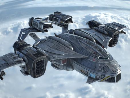 Catch the Spaceship
