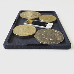 Cavity Card Regular carries pounds too