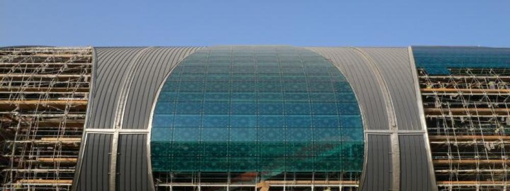 Dubai airport website