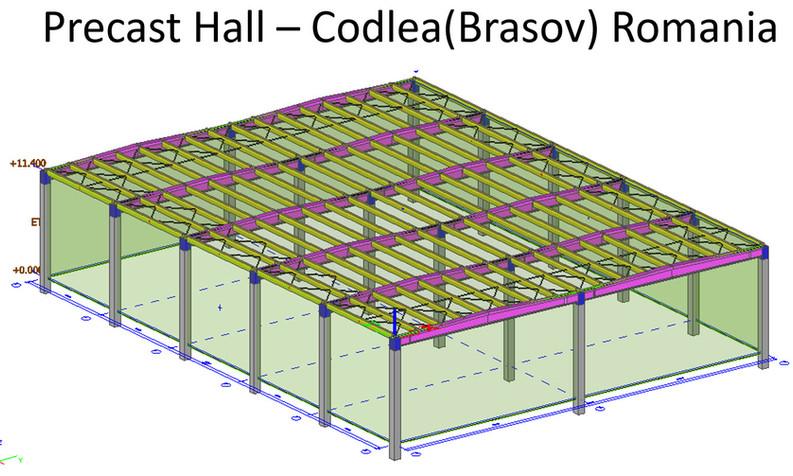 Precast Hall
