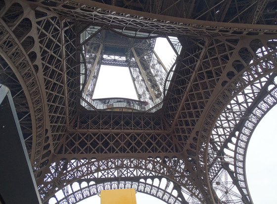 The Eiffel Tower: Now With More Vertigo