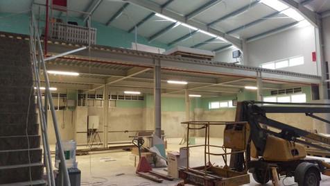 Sano Vita Steel Hall