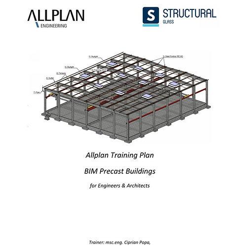 Allplan 2018 BIM ENGINEERING Advanced Course