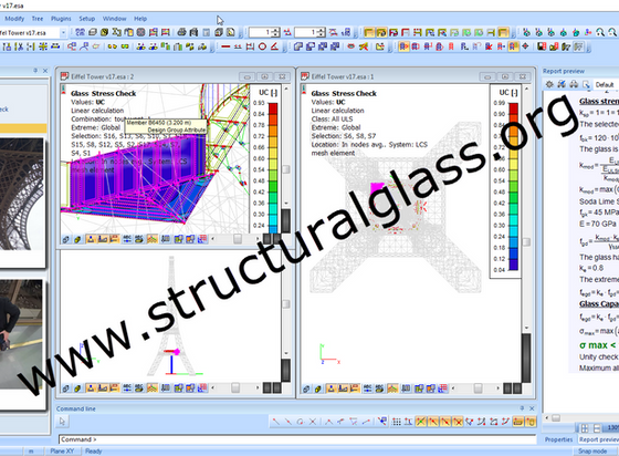FEM Solution for Complex Glass Structures Webinar