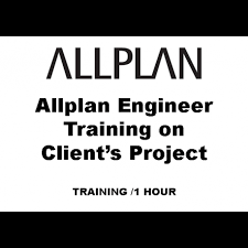Allplan Engineering Personalised Training/Consultancy