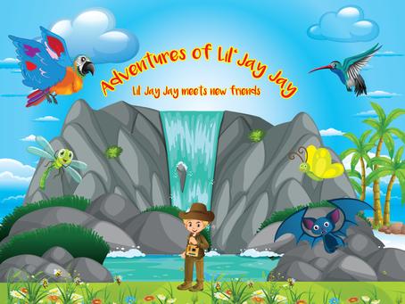 Creating a children's book 2020