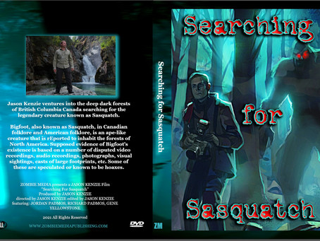 Documentary: Searching for Sasquatch