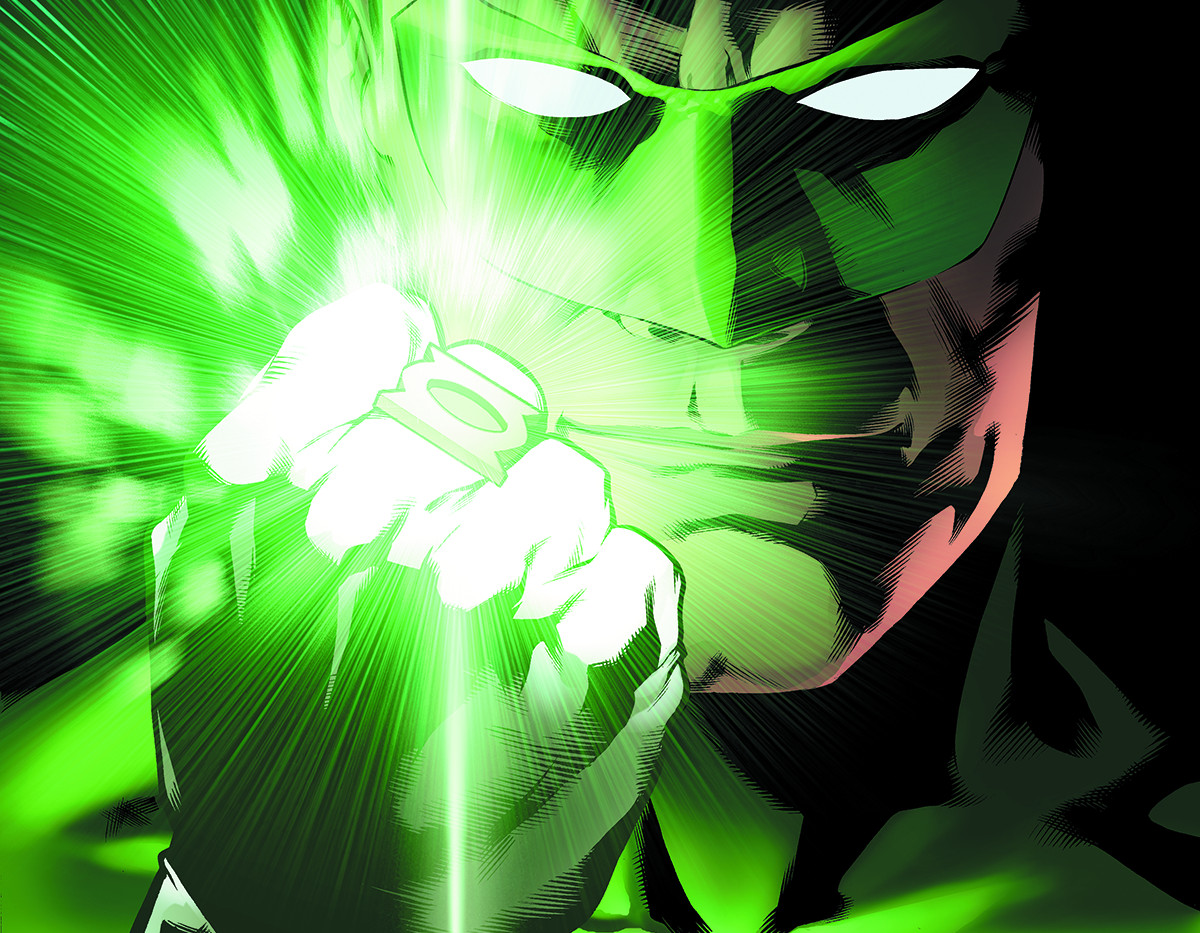 Green Lantern by Johns
