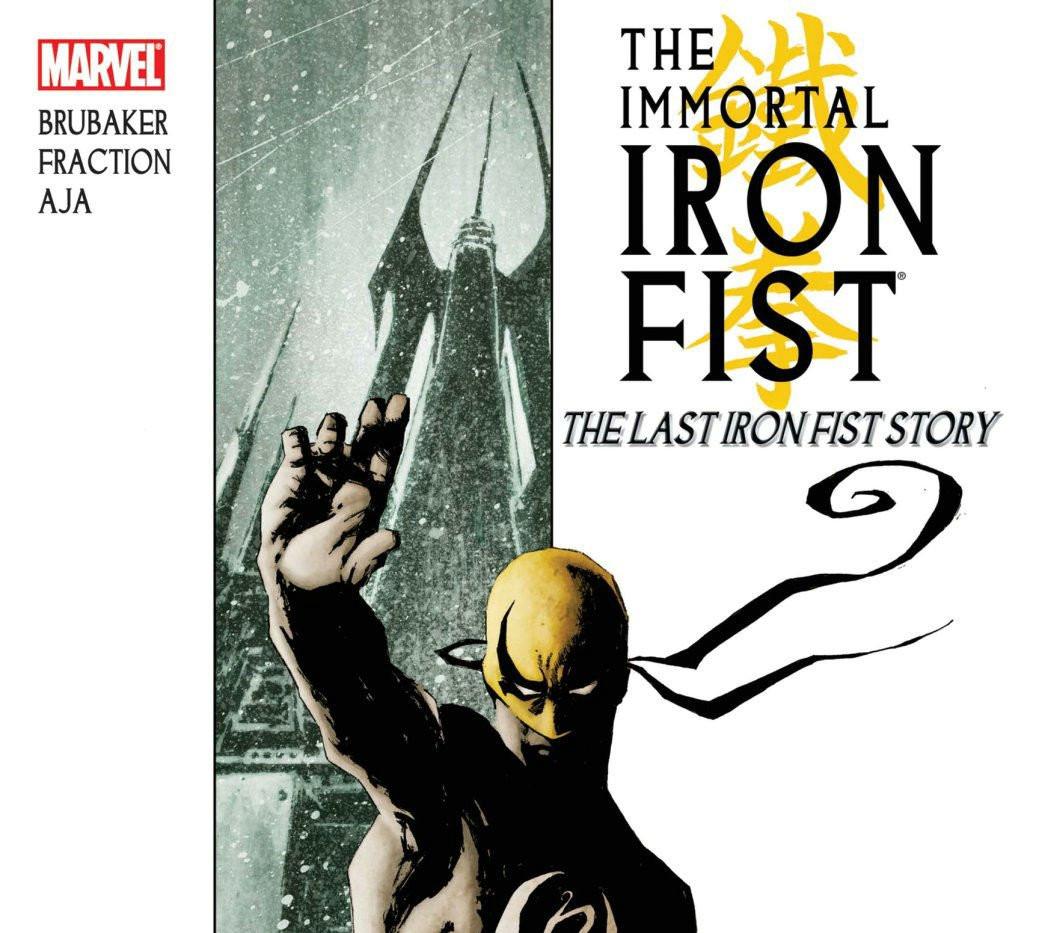 Immortal Iron Fist Complete Vol 1