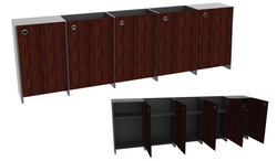 Casher Counter Shelves