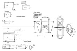 Sketch and Measurements