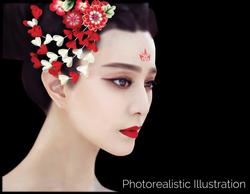 Photorealistic Illustration