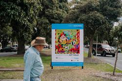 Albert Park Art Walk - Janita Ryan