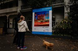 Albert Park Art Walk - Carla O'Brien & Lenskap