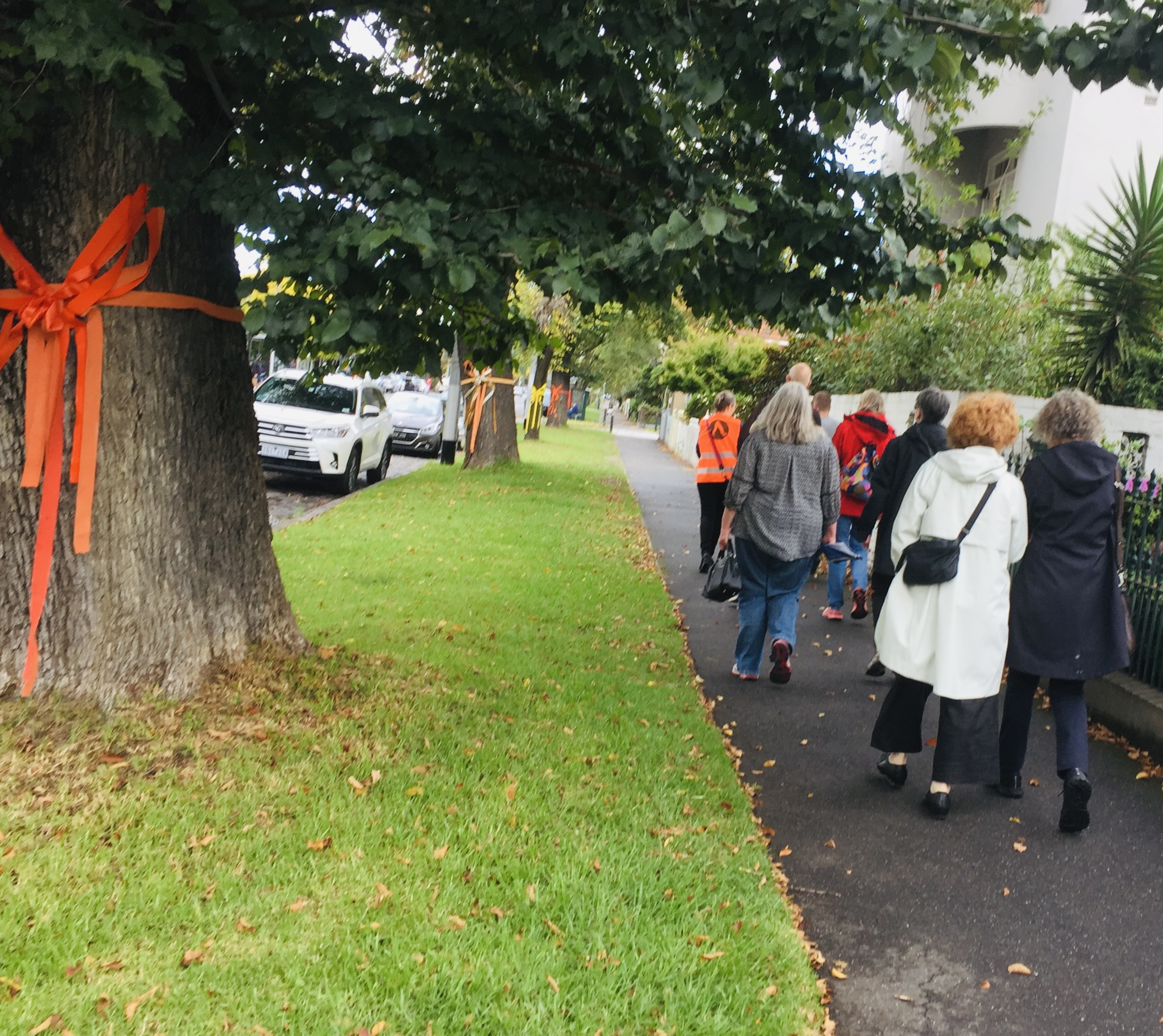 Albert Park Art Walk - Art tours