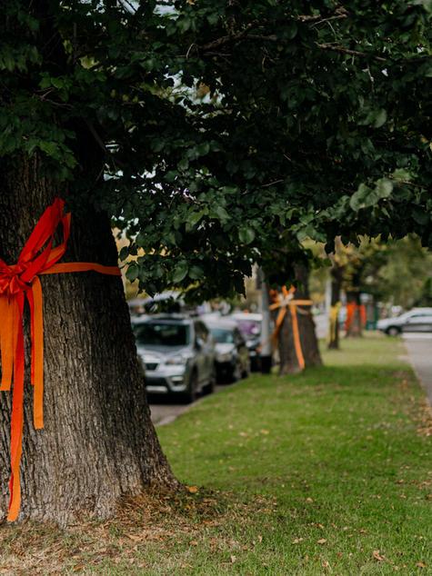 Carla O'Brien - Gift Trees, 2021