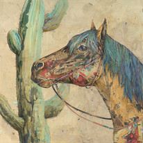 No Name Horse PRINT