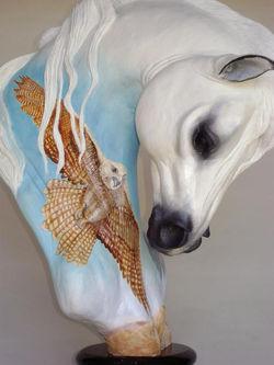 Carlos Estevez horse