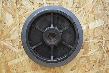ruedas industriales