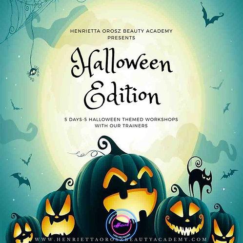 Halloween Webinar Week