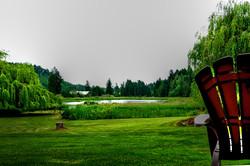 View if Richard Lake