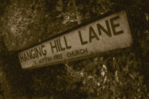 Hanging Hill Lane, Brentwood, Essex, England