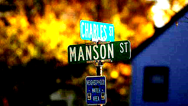 Charles Street, Manson Street intersection