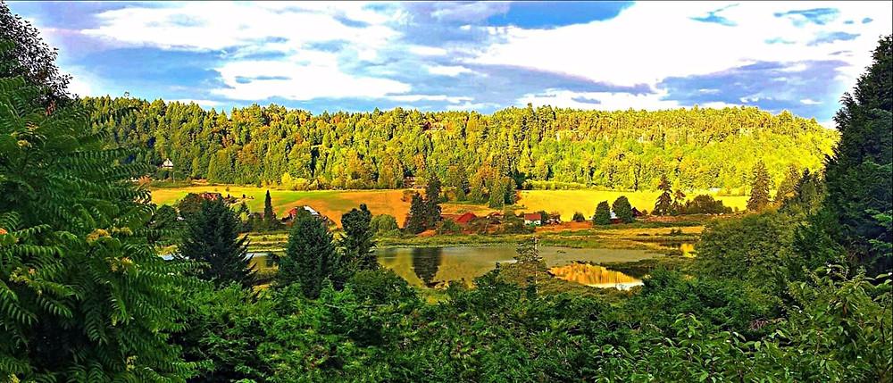 Cinnabar Valley