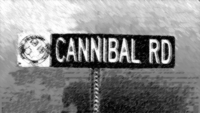 Cannibal Road, Utah