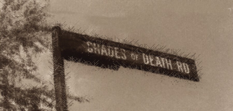 Shades of Death, New Jersey