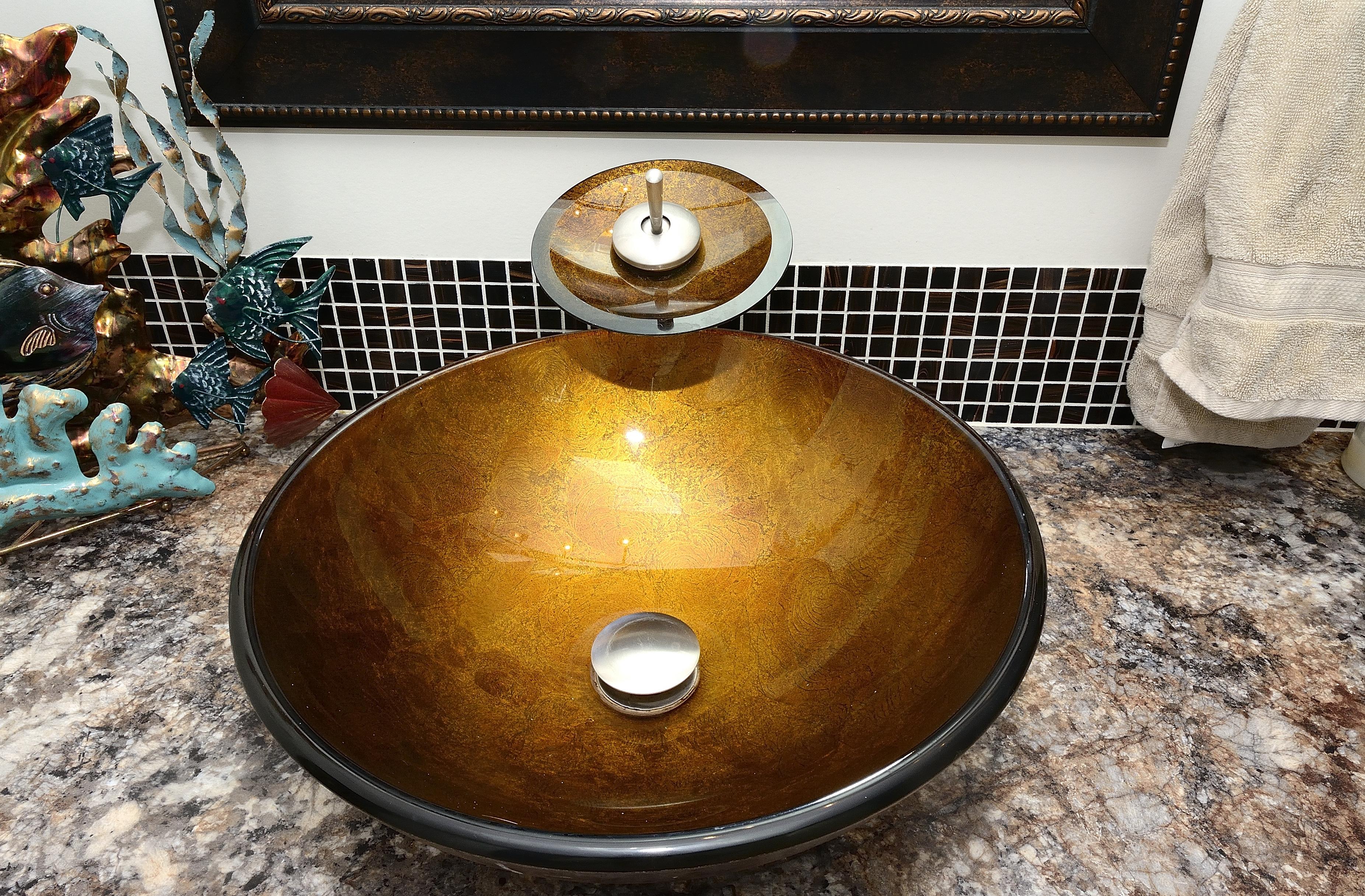 Ensuite Sink