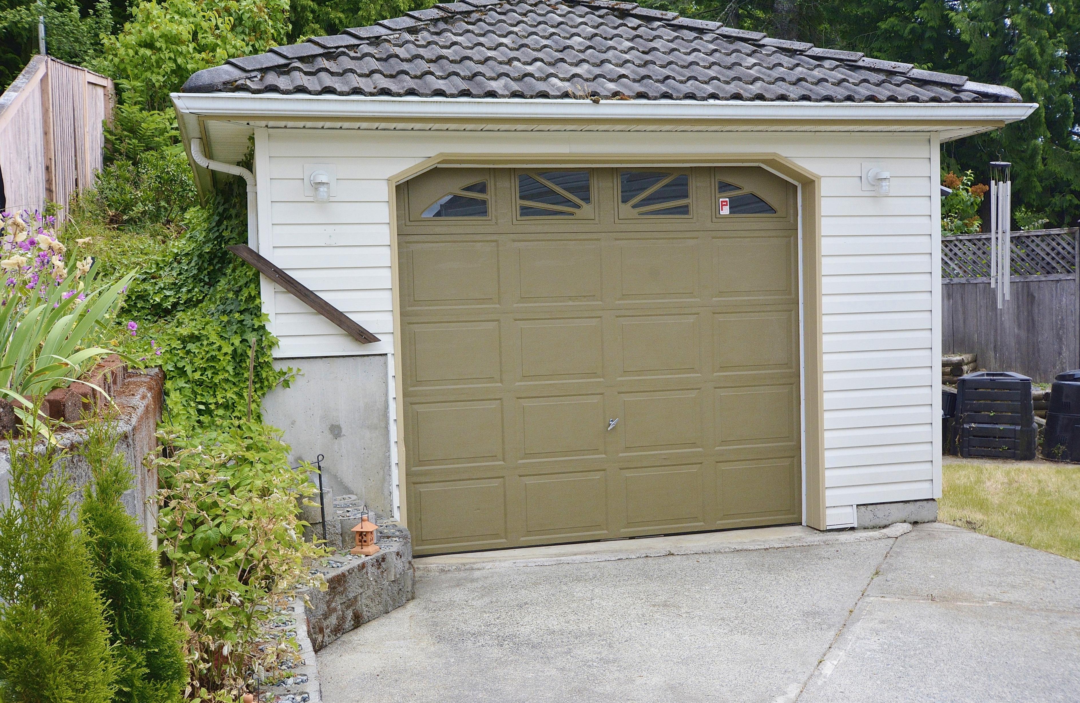 2nd garage