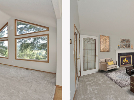 Virtual Staging: Use Web Appeal to Get Buyers to the Curb