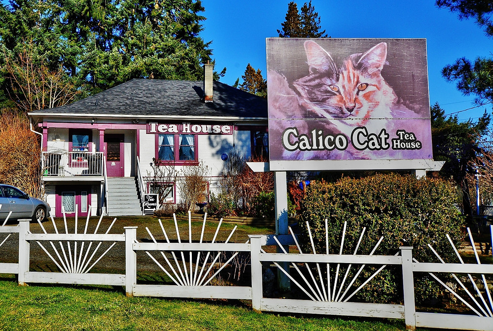 Calico Cat Tea House