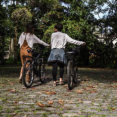 guia de bike Cantão