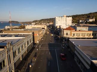 Astoria streets