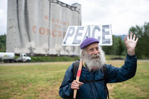 Peace Wizard