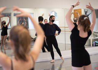 Pandemic ballet