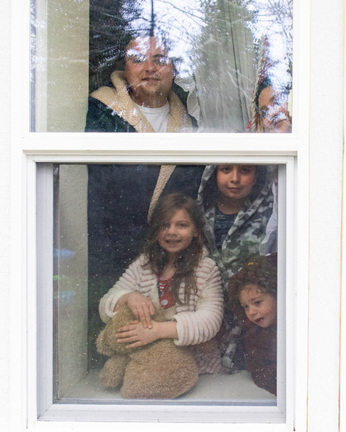 Jan, Lila, Blake, Liam and Arielle