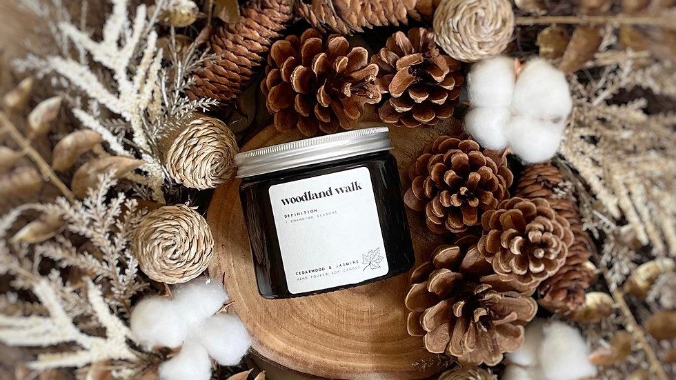 "the ""woodland walk"" gift box"