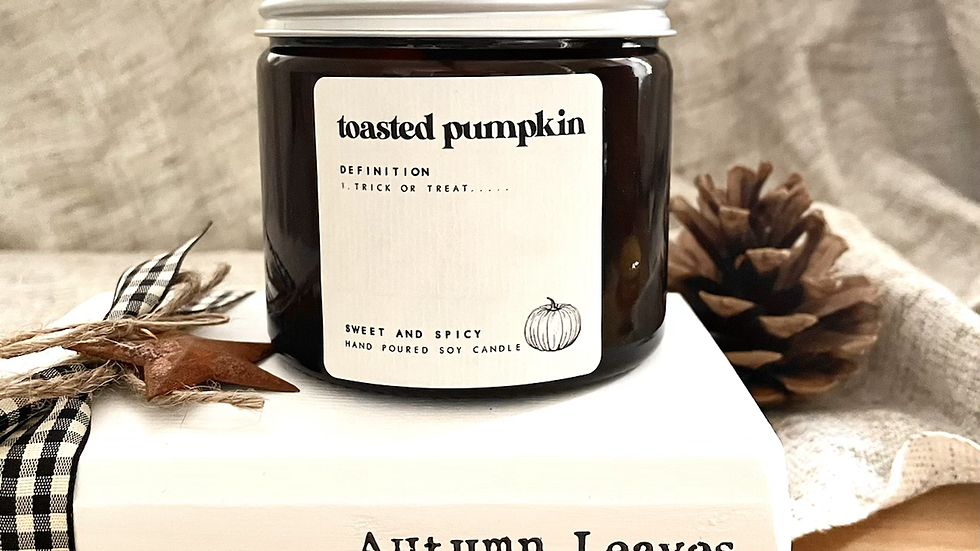 """the """"toasted pumpkin"""" gift box"""