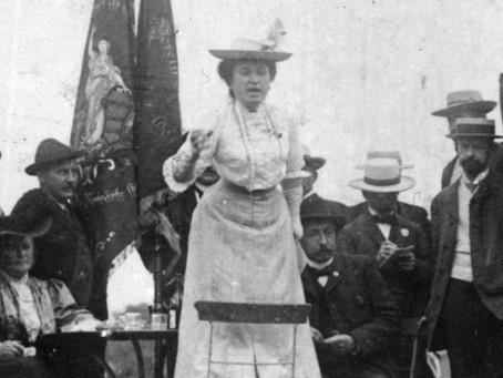 DOSSIÊ: Rosa Luxemburgo, Mulheres, Liberdade e Revolução.